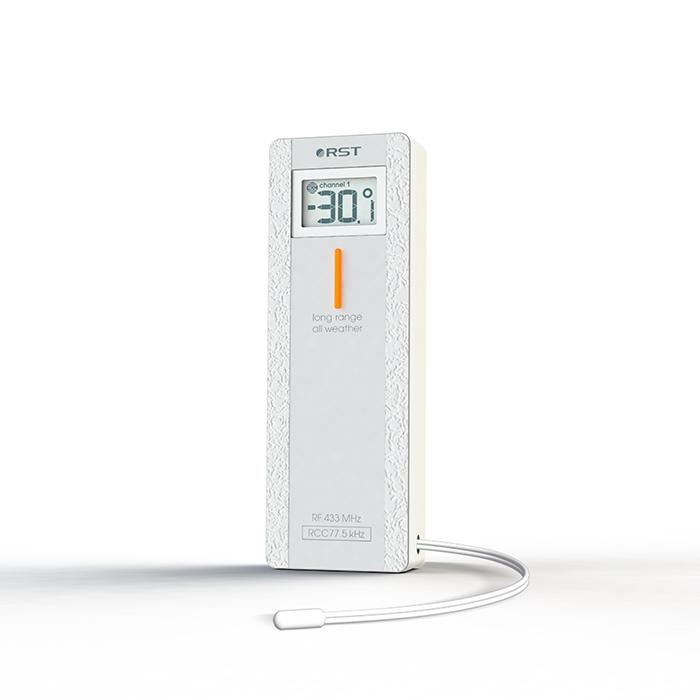 Радиодатчик с выносным сенсором для метеостанций и электронных термометров