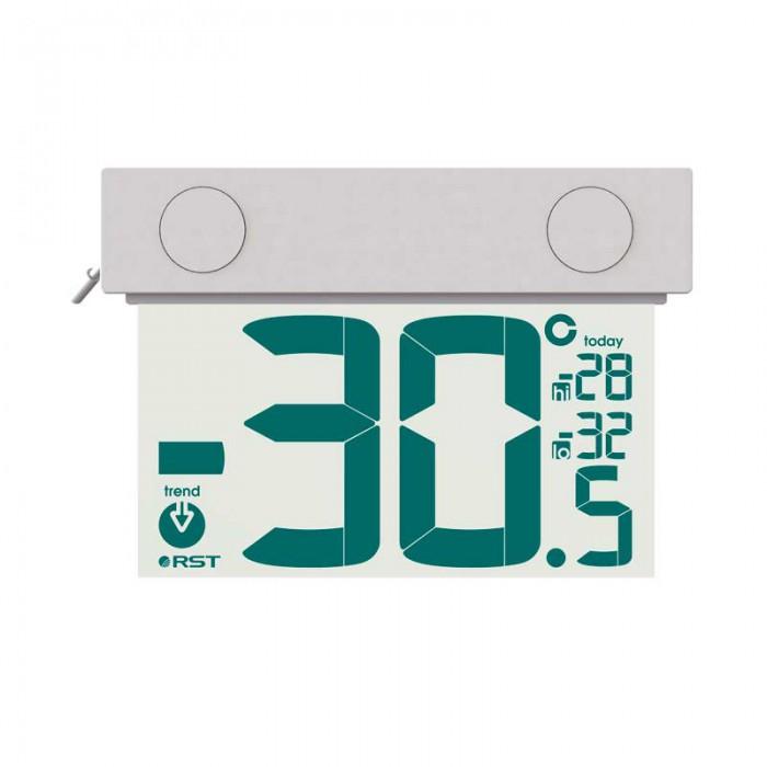 Цифровой оконный термометр 01077