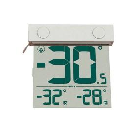 Цифровой оконный термометр 01289
