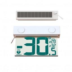 Цифровой термометр на солнечной батарее 01377