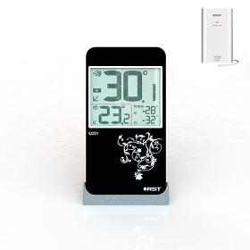 Электронный термометр с радиодатчиком Q251