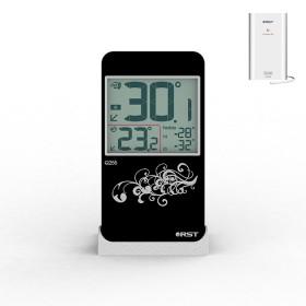 Электронный термометр с радиодатчиком Q255
