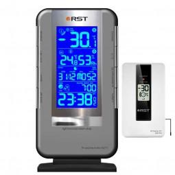 Электронный термометр гигрометр с радиодатчиком IQ711