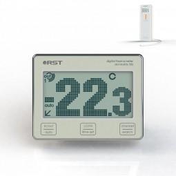 Электронный термометр с радиодатчиком dot matrix 780