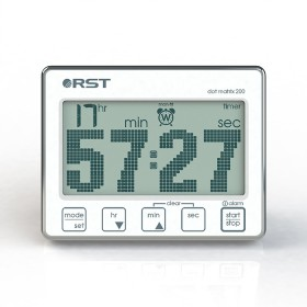 Часы таймер dot matrix 200