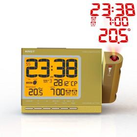 Проекционные часы-будильник Q754