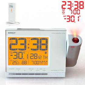 Проекционные часы c радиодатчиком Q764