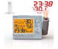 Проекционные часы метеостанция Q778