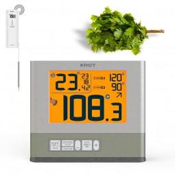 Электронный термометр для бани с радиодатчиком RST77110