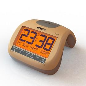 Настольные часы-будильник Snail 118
