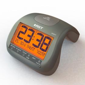 Настольные часы-будильник Snail 117