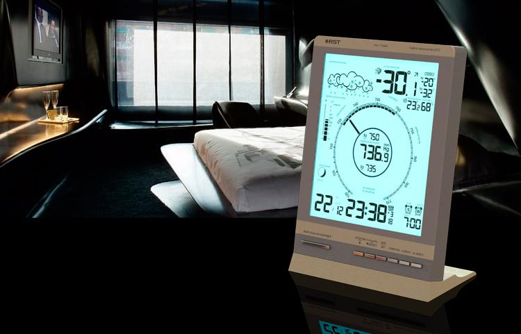 Домашняя метеостанция Q772