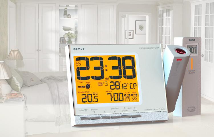 Проекционные часы 32764