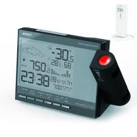 Проекционные часы-метеостанция