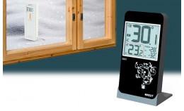 Термометры с радиодатчиком Q25Х. Уличная температура на расстоянии.
